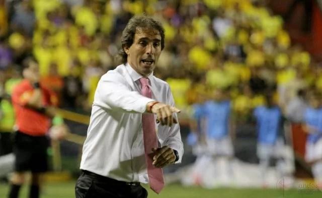 """Guillermo Almada: """"Ganamos justa y merecidamente el partido"""""""