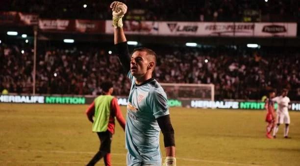 """Adrián Gabbarini: """"Me pone contento que Independiente quiera que vaya"""""""