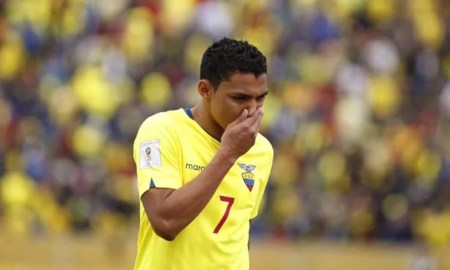 Jefferson Montero. Ecuador