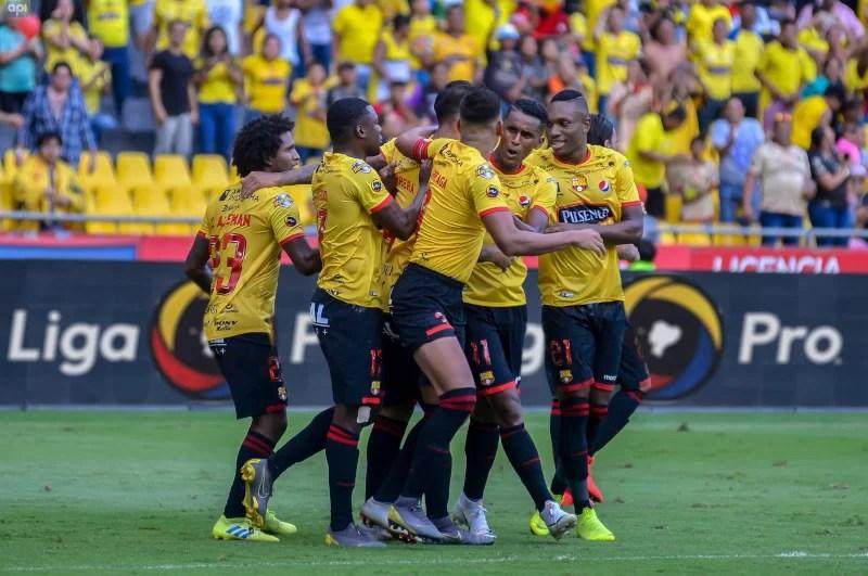 Resultado de imagen para barcelona vs el nacional
