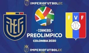 EN VIVO Ecuador vs Venezuela-01