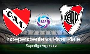 VER ONLINE Independiente vs. River Plate EN VIVO