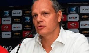 Esteban Paz calificó a Aquiles Álvarez directivo de BSC como payaso