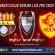 Barcelona SC - Aucas EN VIVO