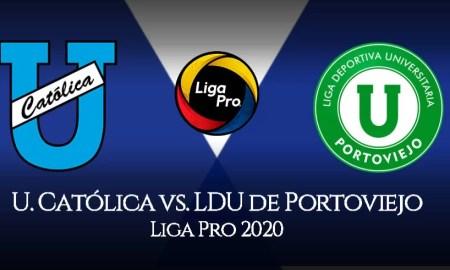 EN VIVO U. Católica Liga de Portoviejo