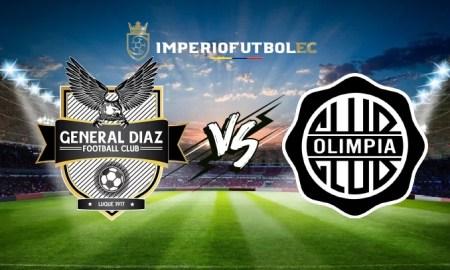 General Díaz vs Olimpia EN VIVO-01