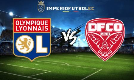 Lyon vs Dijon EN VIVO