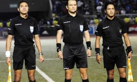 Árbitros positivo COVID19 previo Libertadores