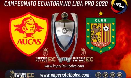 Aucas vs Deportivo Cuenca EN VIVO