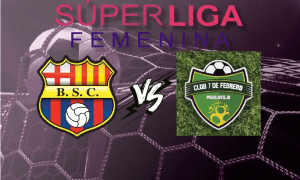 Barcelona SC vs 7 de Febrero
