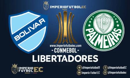 Bolivar vs Palmeiras EN VIVO-01