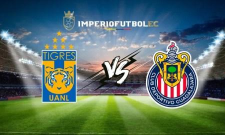 EN VIVO Tigres vs Chivas