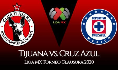 EN VIVO Tijuana - Cruz Azul Liga MX