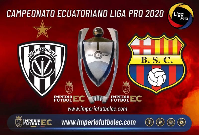 Independiente del Valle vs Barcelona SC EN VIVO-01