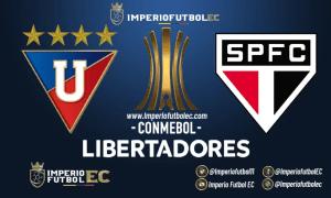 Liga de Quito vs Sao Paulo EN VIVO-01