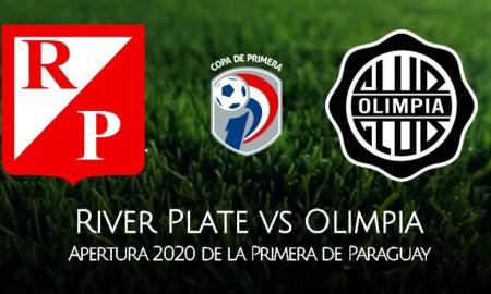 ONLINE River Plate vs Olimpia EN VIVO