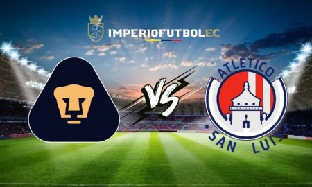 Pumas vs Atlético San Luis EN VIVO