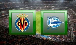 Villareal vs Deportivo Alaves EN VIVO