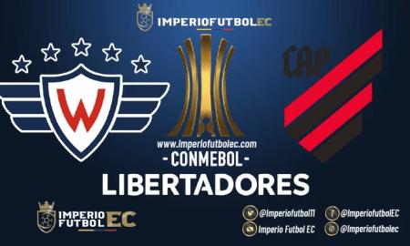 Wilstermann vs Atlético Paranaense EN VIVO
