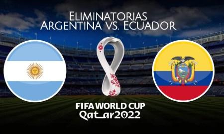Argentina - Ecuador EN VIVO y EN DIRECTO por TV Pública, TyC Sports y ECDF YouTube en transmisión