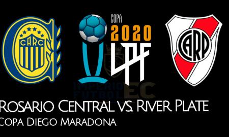 AQUÍ River vs Rosario Central EN VIVO por Copa Diego Maradona