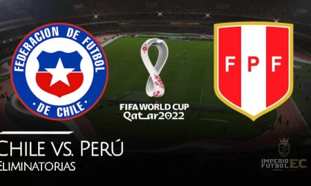 Chile vs. Perú EN VIVO CDF EN DIRECTO
