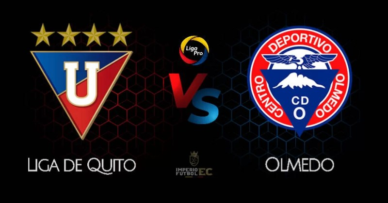 LIGA DE QUITO vs OLMEDO EN VIVO GOL TV LIGA PRO 2020