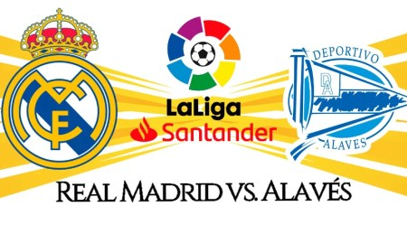 Real Madrid vs Alavés EN VIVO ESPN 2 por Liga Santander 2020