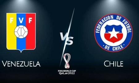Venezuela vs Chile EN VIVO Movistar Deportes, VTV y CDF Premium
