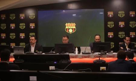 Asamblea de Socios de Barcelona autoriza convenio con auspiciantes