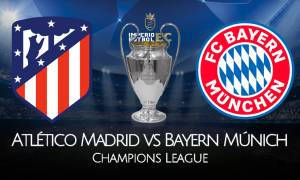 Atlético Madrid EN VIVO Bayern Múnich EN VIVO Champions League