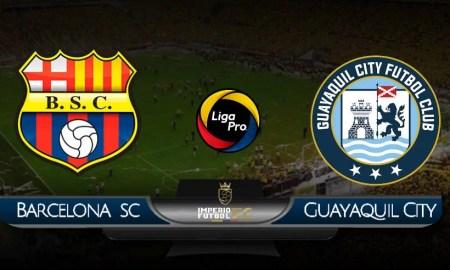 BARCELONA SC vs GUAYAQUIL CITY EN VIVO GOL TV LIGA PRO