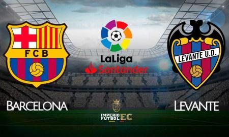 Barcelona vs Levante EN VIVO partido por LaLiga Santander