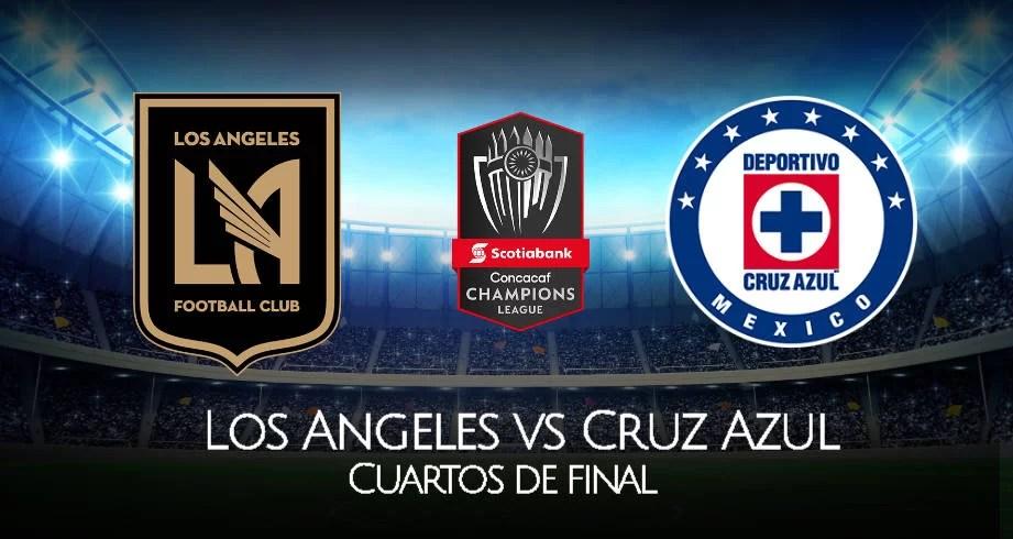 Cruz Azul vs Los Angeles EN VIVO FOX Sports y TUDN