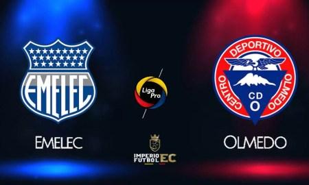 EMELEC vs OLMEDO EN VIVO GOL TV LIGA PRO 2020