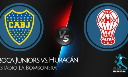 EN VIVO Boca Juniors vs Huracán TNT Sports por Copa Diego Maradona 2020