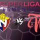 El Nacional vs Club Ñañas EN VIVO-01
