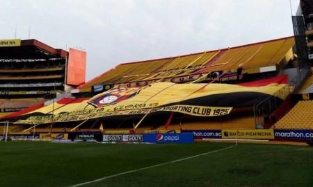 Estadio Bacelona SC - Hinchada