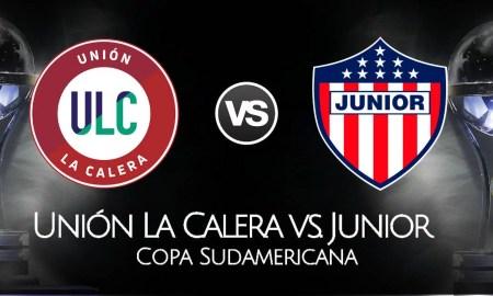 Junior vs Unión La Calera EN VIVO DirecTV por Copa Sudamericana
