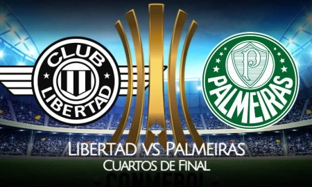 Libertad vs Palmeiras EN VIVO ESPN cuartos de final Copa Libertadores