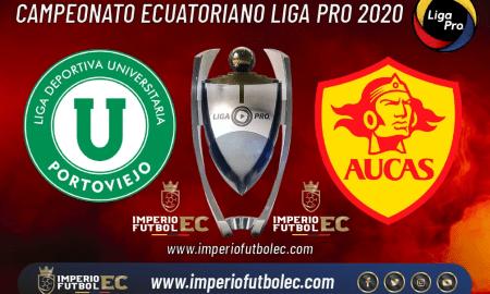 Liga de Portoviejo vs Aucas EN VIVO-01
