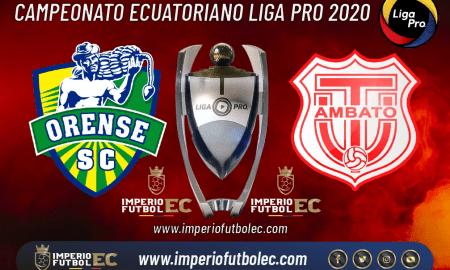 Orense vs Técnico Universitario EN VIVO-01