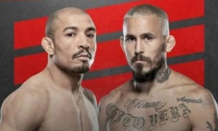 Pelea Chito Vera vs José Aldo UFC Las Vegas