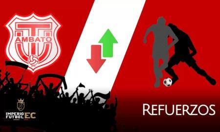 refuerzos - técnico universitario - liga pro - 2021