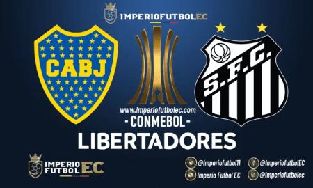 Boca vs Santos EN VIVO-01
