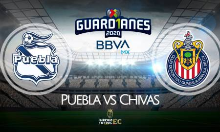 Chivas vs Puebla EN VIVO TV Azteca