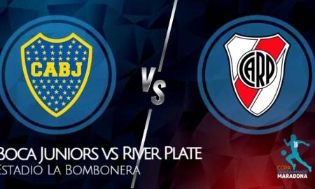 El clásico Boca vs River EN VIVO TNT y FOX Sports Premium GRATIS por Copa Diego Maradona