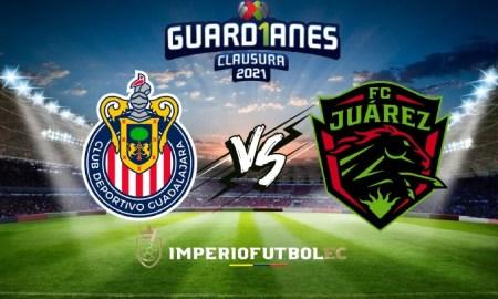 Chivas vs Juárez