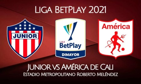 Junior vs América de Cali EN VIVO Win Sports por la Liga BetPlay