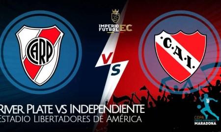 River Plate vs Independiente EN VIVO partido por la Copa Diego Maradona